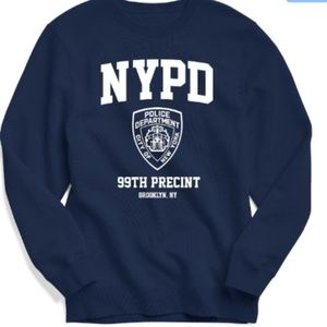 BROOKLYN 99 PRECINCT SWEATER